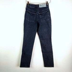 40f100006e002 NWOT The Ragged Priest Cougar Mom Jean Charcoal